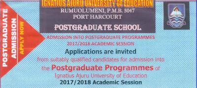 IAUE Postgraduate Programme Admission Form