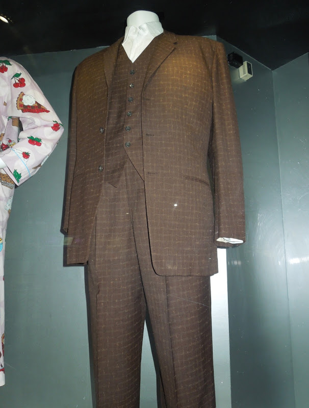Original Charlton Heston Mike Vargas suit Touch of Evil