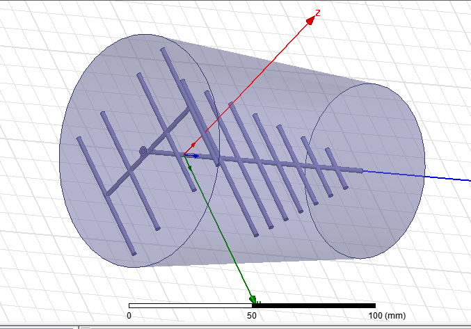 Design Of Yagi Uda Antenna Using Hfss Software