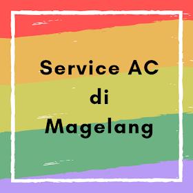 [TOP] Service AC Magelang Kota