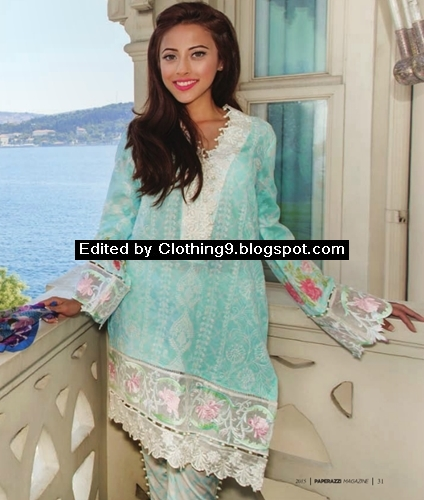 LSM Designer Midsummer Eid Collection 2015