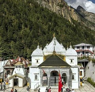 gangotri temple uttarkashi uttarakhand