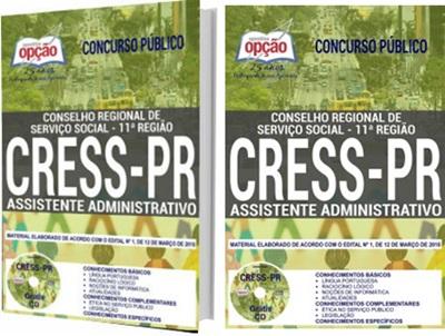 Apostila Concurso CRESS-PR 2018