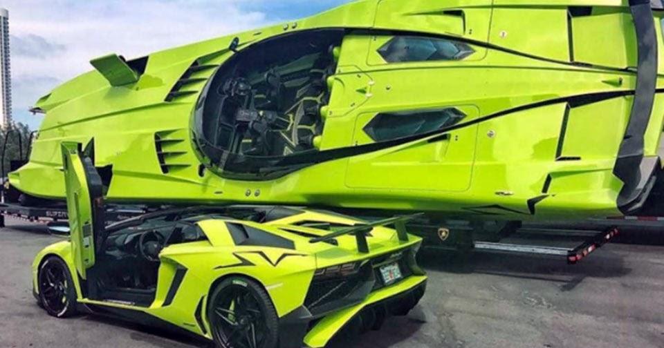 Buy This Lamborghini Aventador Sv Roadster Get A Matching