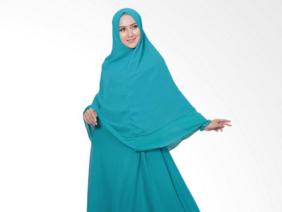 Ketika Sebuah Gamis Sudah Menjadi Identitas Seorang Muslimah