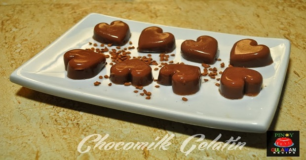 Chocomilk Gelatin Recipe