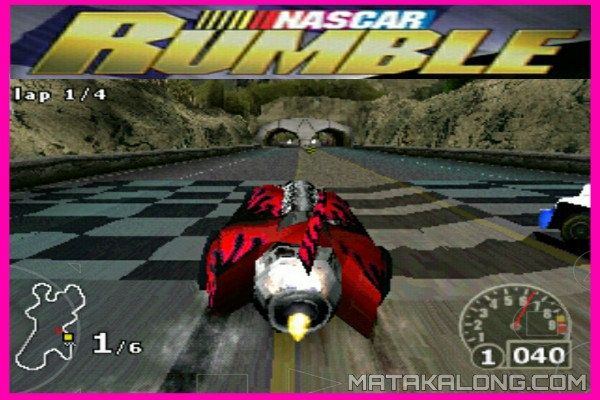 Cara Instal Games Nascar Rumble Di Android