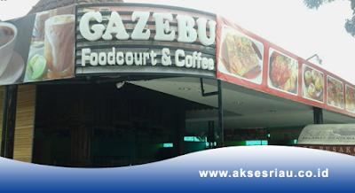 Lowongan Gazebo Foodcourt & Coffee Pekanbaru Oktober 2017