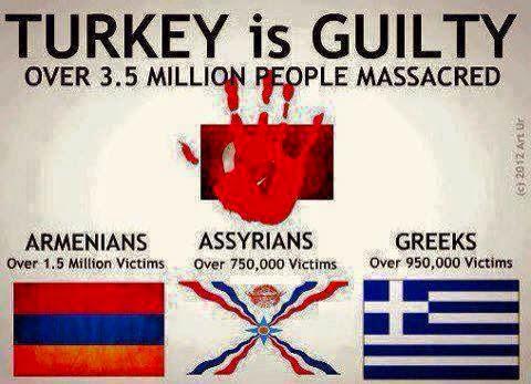 Η απαράλλαχτη τουρκική φύση