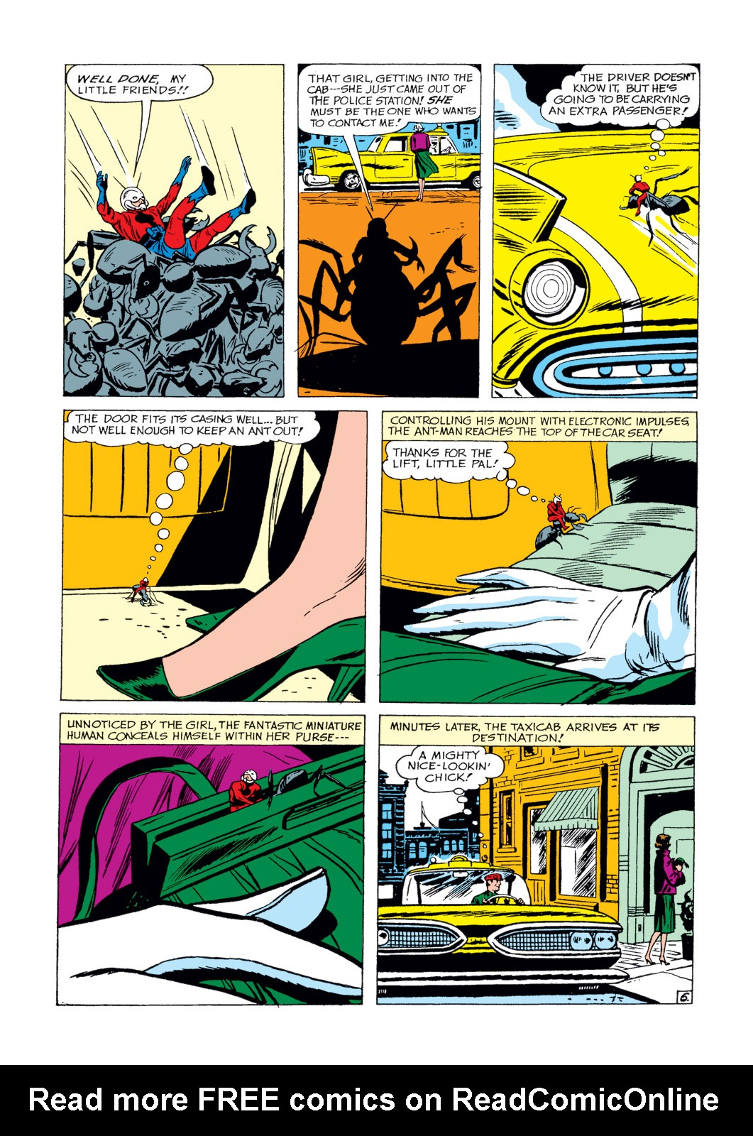 Tales to Astonish (1959) issue 36 - Page 7