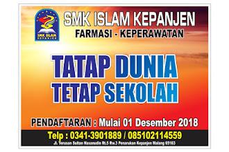 SELEKSI PENERIMAAN SISWA BARU TAHUN PELAJARAN 2019/2020