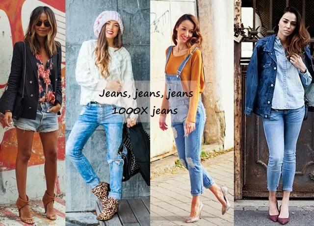 Blog Dicas de Stylist _ liquidação_ short jeans, calça jeans, macacão jeans, jaqueta jeans, camisa jeans