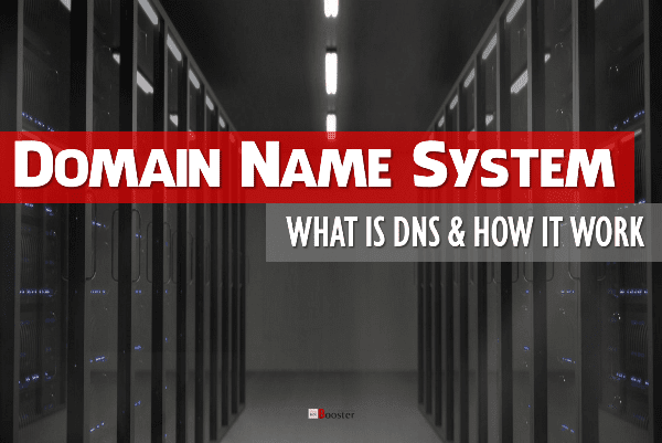 Domain Name System: What Is DNS & How It Work