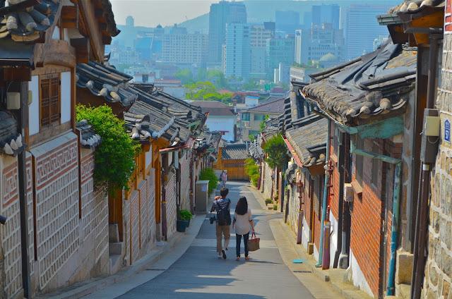 Seoul thanh pho co nhung diem hen ho lang man