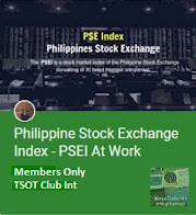 Philippine Stock Exchange At Work