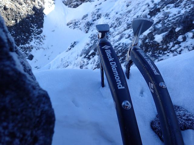 GO OUTSIDE: 横岳西面バリエーションルート