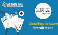 GlobalEdge Software Recruitment