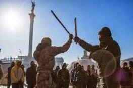Обращение бойцов Белого молота, Правого сектора и части сотников Самообороны