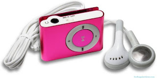 MP3 Player (TIK) - berbagaireviews.com