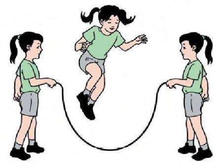 Lompat Tali Permainan Jaman Dulu Yang Unik Dan Kreatif