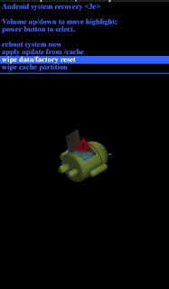 """Android%2Brecovery - How to Fix """"No Command"""" error on Android phone withing secs"""