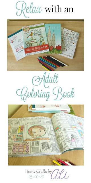 relax coloring book for adults fun