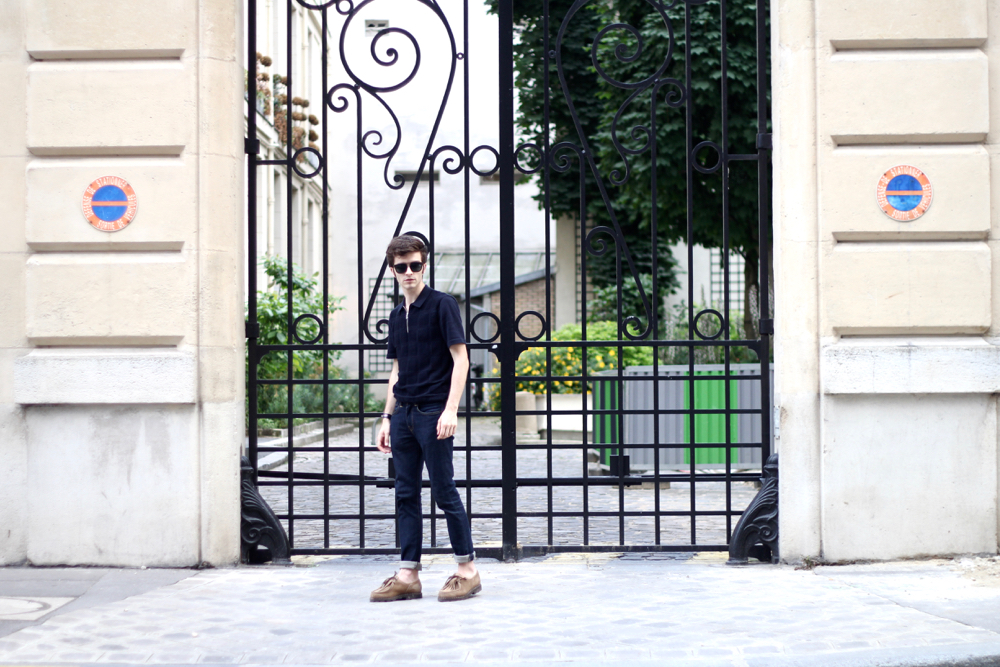 BLOG-MODE-HOMME-VOYAGE-VUARNET-CABLE-CAR-REISS-POLO_lunettes-luxe-guillaume-canet-made-in-france-style_levis-519-skinny-paris-bordeaux-paraboot-mocassins-bracelet-binome-hermes