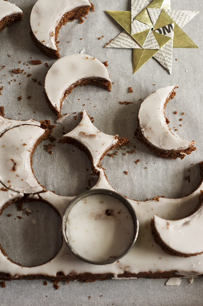 Cieszyńskie ciasteczka - kakaowe półksiężyce