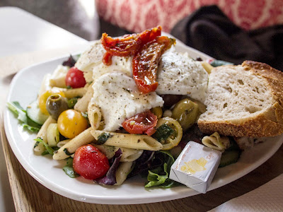 Free food stock photos and high quality images - Bread Salad.