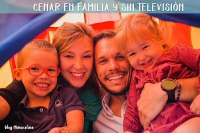 blog mimuselina cenar en familia y sin televisión
