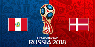Peru vs Denmark Live Streaming online Today 16.06.2018 World Cup 2018