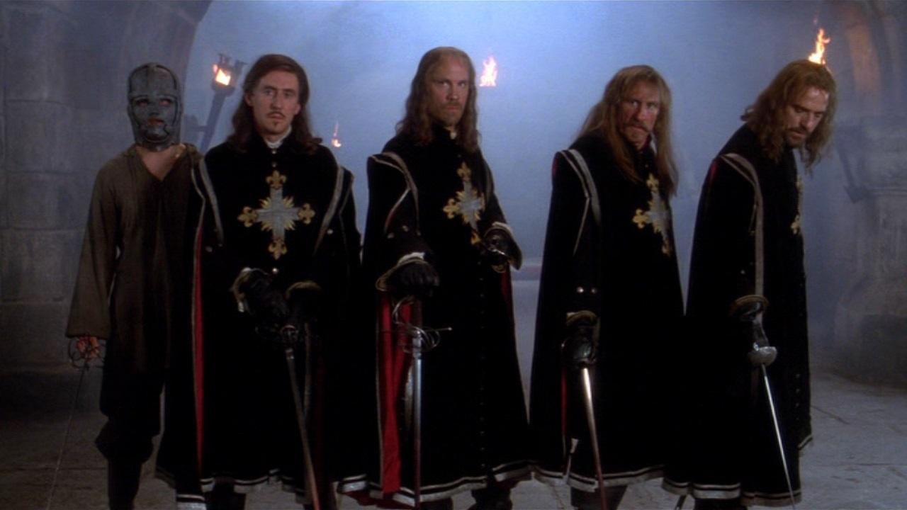 Resultado de imagen para los tres mosqueteros 1998