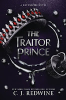 The Traitor Prince by C. J. Redwine book cover and review