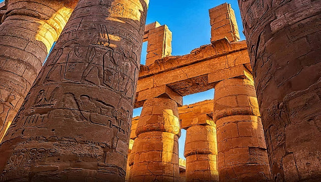 Karnak Temple, Luxor Trips from Sharm El Sheikh