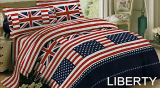 Sprei Red Rose Liberty