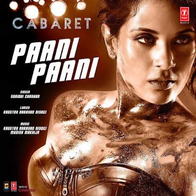 Paani Paani - Cabaret (2016)