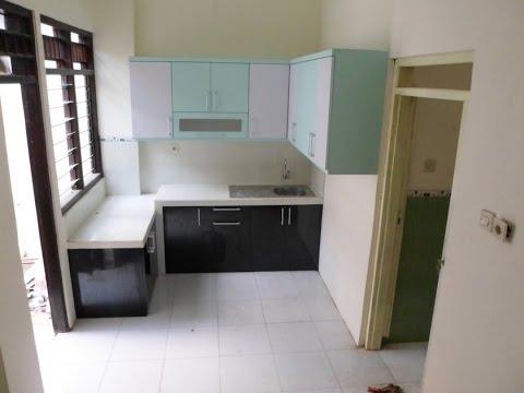 Dapur Berada Di Rumah Bagian Paling Belakang