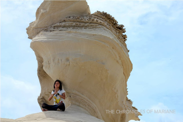 ilocos norte rock formation