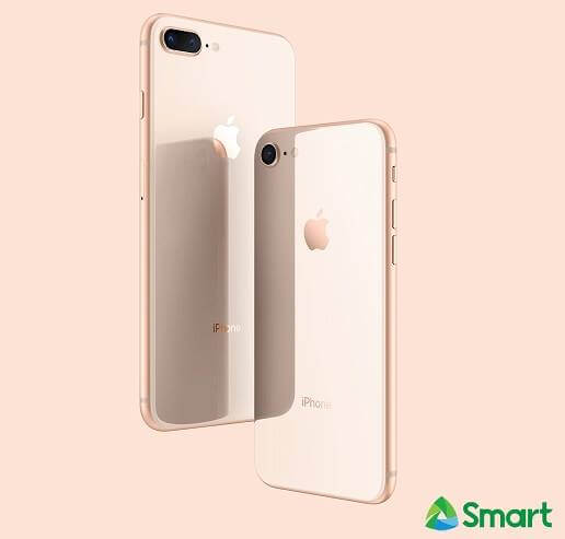 5 Reasons Why You Should Get iPhone 8, iPhone 8 Plus at Smart