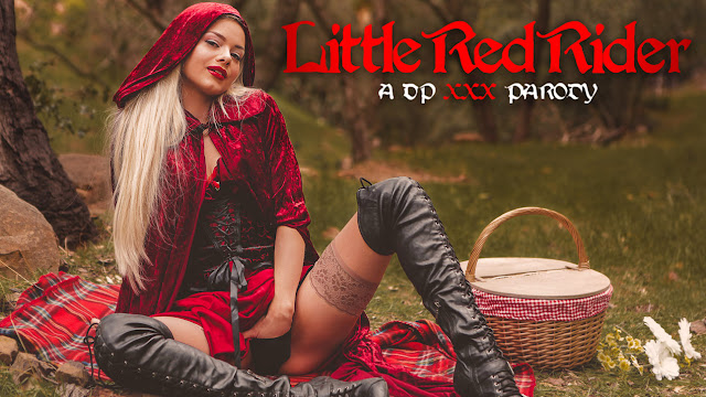 Little Red Rider A DP XXX Parody [HD]