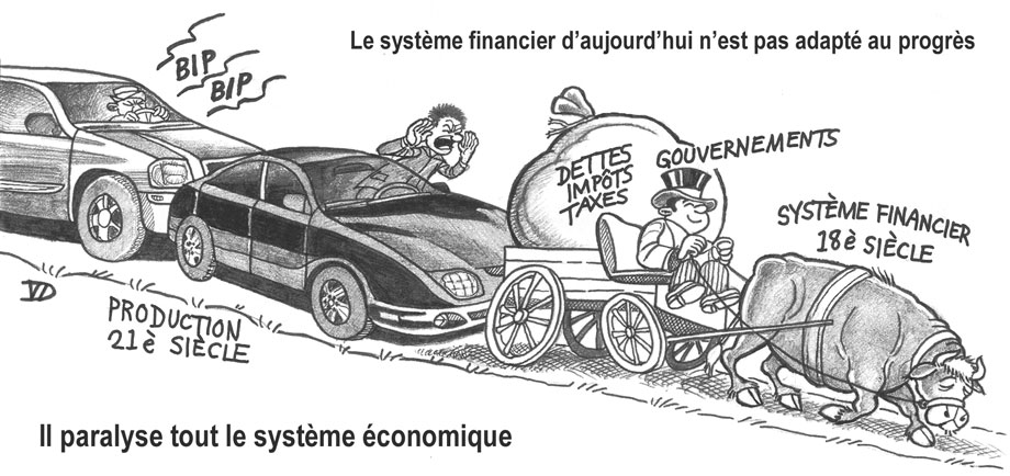 Austérité = destruction de monnaies