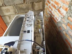 Cara Mengganti atau Memasang Tombol Wash Timer Mesin Cuci