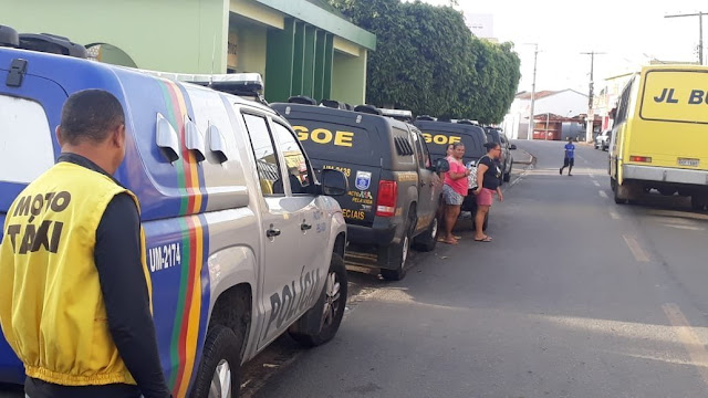 Polícia Civil realiza operação contra quadrilha que agia na Câmara de Aliança