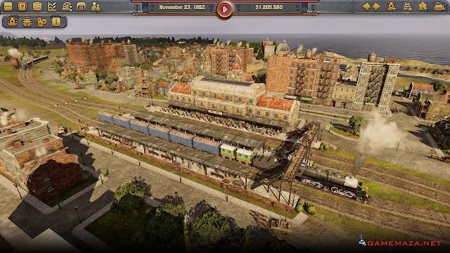 Railway Empire Germany Gameplay Screenshot 4