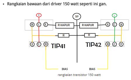Tips Power OCL 150 Watt Dirubah Menjadi 2 Tingkat - PCB Servis