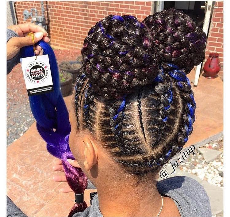 6FOOTLONGHAIR: Cornrow Styles For Women: Summer Protective