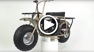 Baja sand bike video