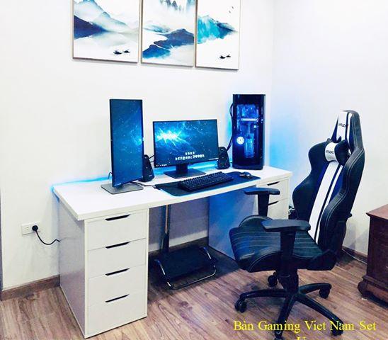 Bàn Gaming Ikea MAX