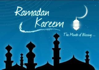 Gambar Sambut Ramadhan Ya Kareem Marhaban Ya Ramadan Bulan Penuh Berkah