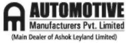 Automotive Manufacturers Pvt. Ltd. recruitment 2016